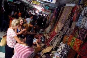 Shoping at Malioboro