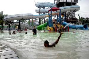 Waterpark at Marina Plaza Surabaya