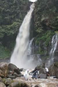 Orok Waterfall Indonesia