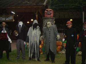 Hallowen party Taman Safari Bogor Indonesia