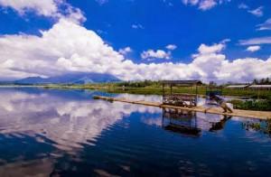 Bagendit Lake Indonesia