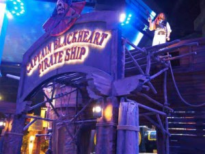 Blackheart Pirate Ship Trans Studio Bandung