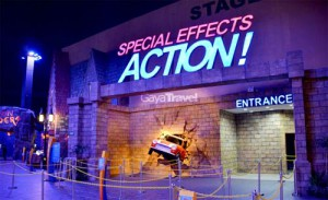 Special Effect Action Trans Studio Bandung