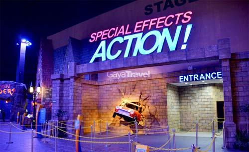 special efek action