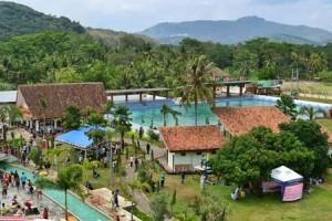 Banjar Water park Jawa Barat