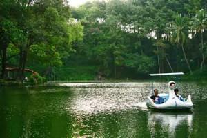 Beautiful Remis Lake Indonesia (Talaga Remis)