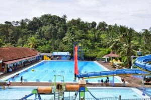 Linggarjati park Indonesia