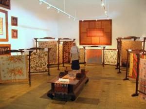 Museum batik nasional Pekalongan