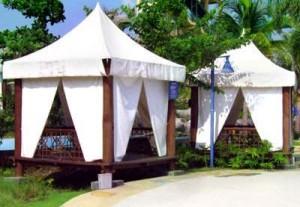 Gazeebo Ciputra waterpark Surabaya