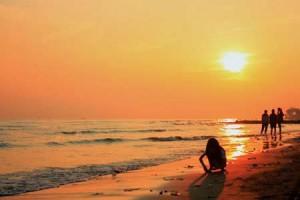Pantai Widuri Pemalang Jawa Tengah