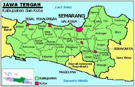 DAFTAR LENGKAP TEMPAT WISATA DI JAWA TENGAH - Tempat Wisata Terbaik Di Indonesia