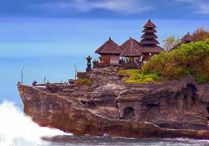 Pantai Pura Tanah Lot Bali
