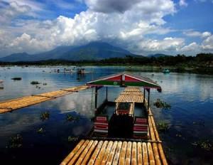 Objek wisata Situ Bagendit Garut 2