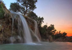 Air terjun Toroan Sampang Madura