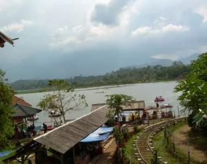 Sejarah objek wisata Situ Bagendit Garut