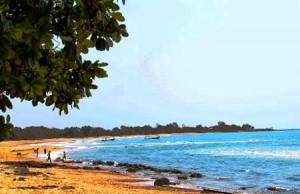 Pantai Siring Kemuning Bangkalan