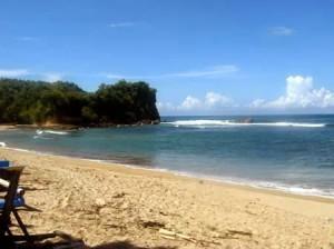 Tempat Wisata pantai Tambakrejo Blitar