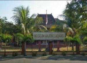 Museum Anjuk Ladang Nganjuk Jatim