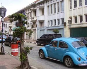 Bandung old town (Braga)