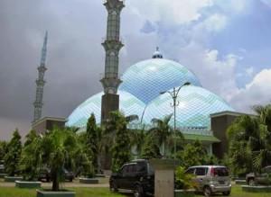 Masjid Al-A'zhom Tangerang
