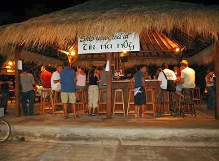 Cafe Gili Trawangan Lombok