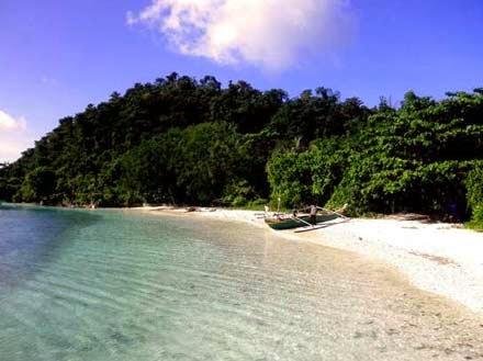 Sebuku Island indonesia