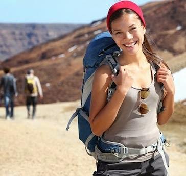 Tips backpacker untuk wanita