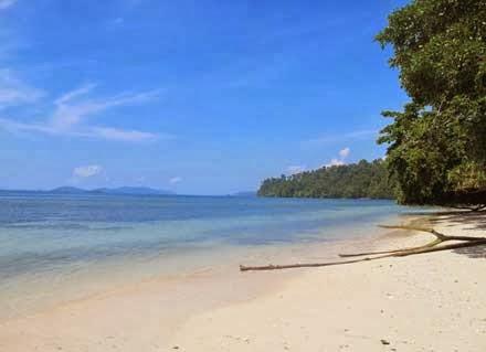 Pulau Yeben Raja Ampat