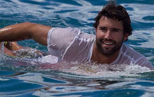 Brody Jenner di Mentawai