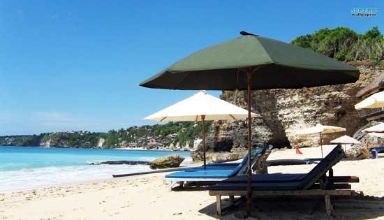 Pantai Dreamland uluwatu