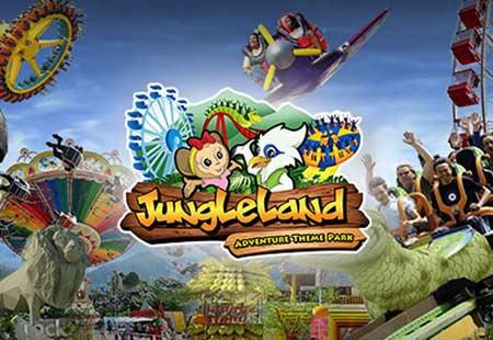 28 Wahana Jungleland Sentul City Bogor Tempat Wisata Terbaik Di