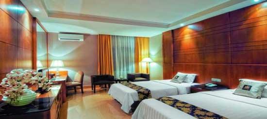 Daftar hotel di Medan