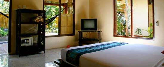 Hotel murah di gili Trawangan 2