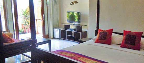 Hotel murah di gili Trawangan 3