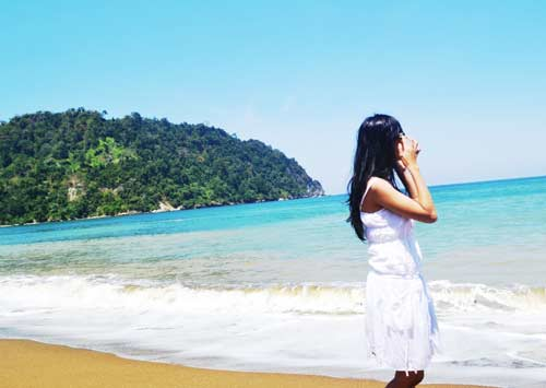 Pantai sipelot Pujiharjo