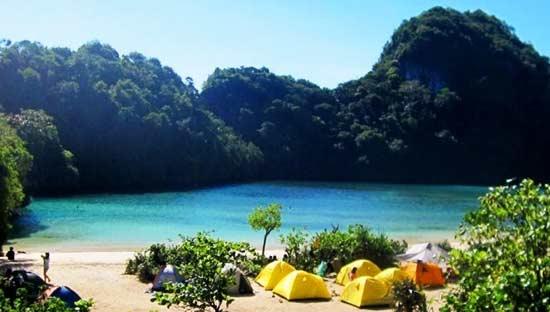 Pulau Sempau Jawa Timur