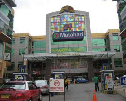 Nagoya Hill Shopping Mall Batam