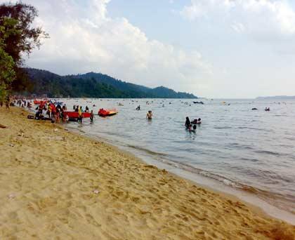 Pantai melayu Batam
