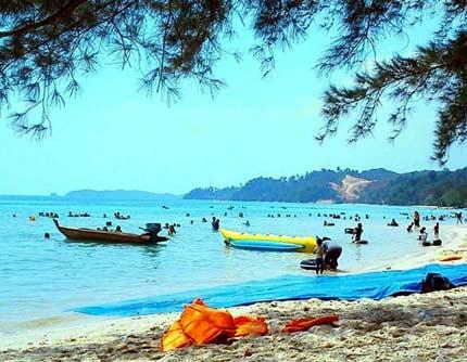 Pantai Melur Batam