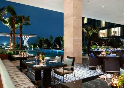 Loby Hotel Hilton