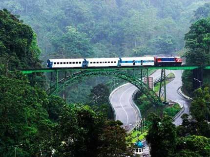 Lembah Anai Sumatera Barat