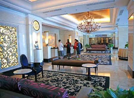 Papandayan Hotel Bandung
