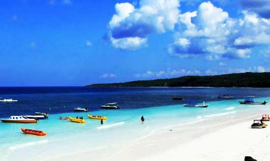 Pantai Bira Sulawesi Selatan