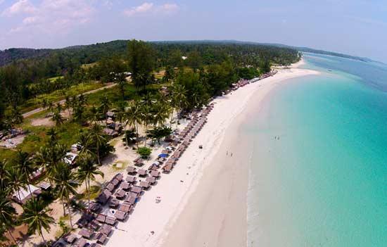 Pantai Trikora Tanjung Pinang