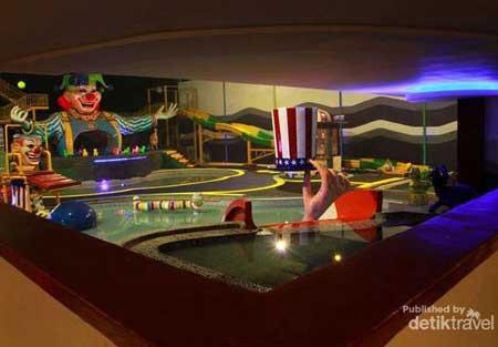 Sirkus Waterplay Jatiasih