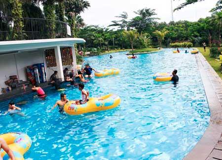 Waterkingdom Leasure Pool