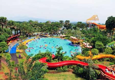 Waterkingdom Bogor