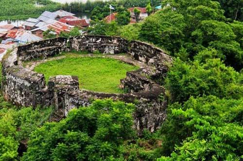 Wisata Edukatif Di Benteng Otanaha Gorontalo Tempat Wisata Terbaik Di Indonesia