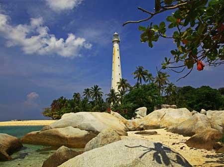 Pulau Lengkuas Mercusuar
