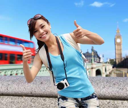 tips liburan sendirian bagi wanita
